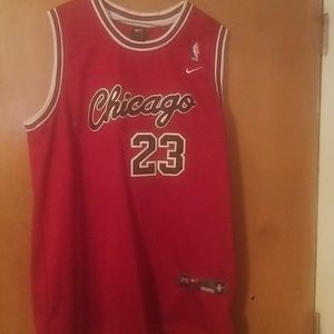 A authentic nba Jersey